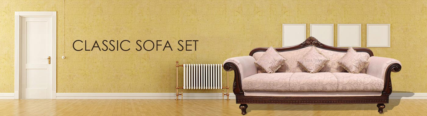 Classic Sofa Set Manufacturers