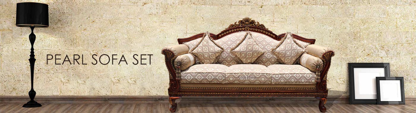 Pearl Sofa Set Manufacturers