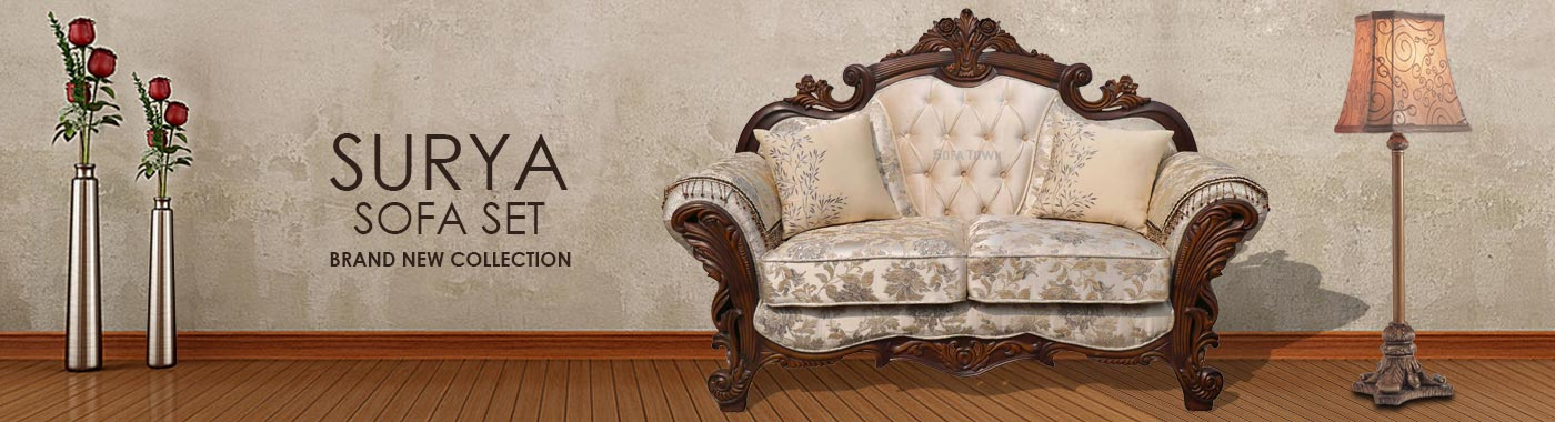 Surya Sofa Set Manufacturers