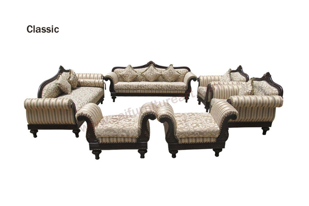 Royal Sofa Set for That Luxurious Look to Your Living Room